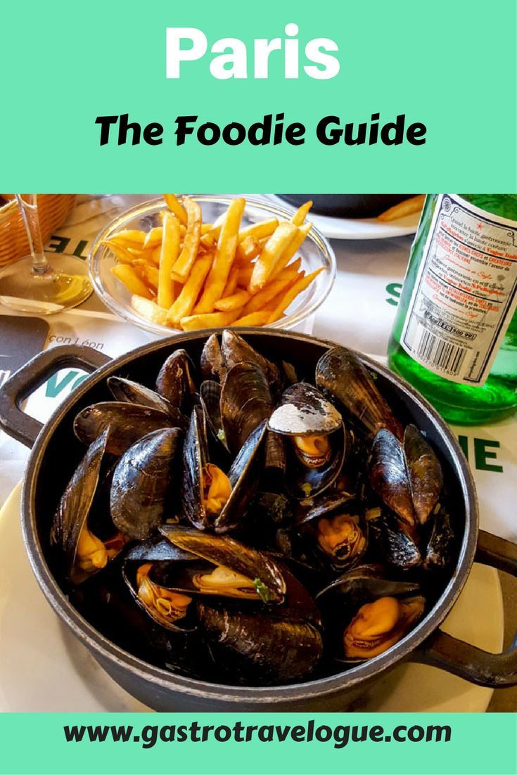 The Paris Foodie Guide - #paris , #foodpics #foodie #france #travel-www.gastrotravelogue.com