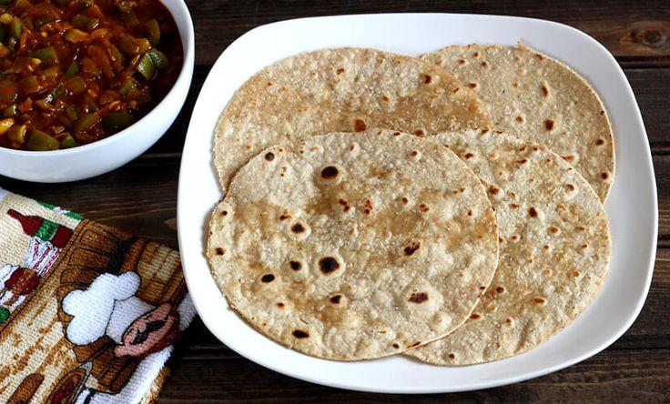 how to make sweet chapati