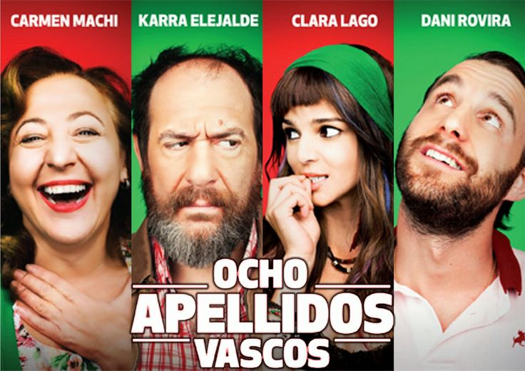 Romantic Comedy from Spain.