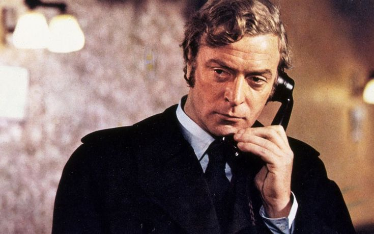 Get Carter (1971), directed by Mike Hodges and starring Michael Caine. He was 80 on 16 March