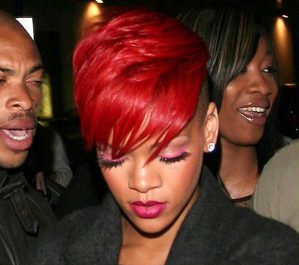 how to get bright red hair without bleaching
