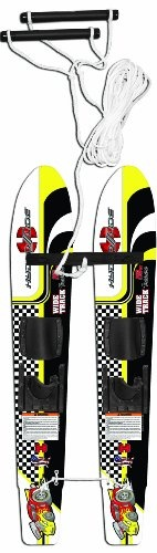Hydroslide Kids Rim Trainers - http://www.skiyouth.com/ski-equipment-deals/kids-water-ski-deals/hydroslide-kids-rim-trainers/