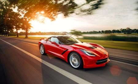 2014 Chevrolet Corvette Stingray Z51  Attention freedom-lovers: We've got to make sure evildoers never get their hands on one of these new Corvettes.