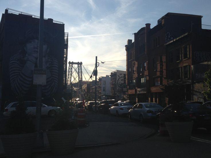 Williamsburg, Brooklyn.