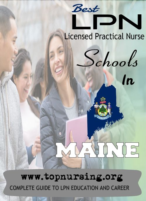Students who have made up their mind to step into this career must enroll for an LPN course. The state of Maine does not have many accredited nursing schools. There is only one college that runs an LPN course. Its details are given below.