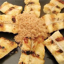 Bananas grelhadas @ allrecipes.com.br