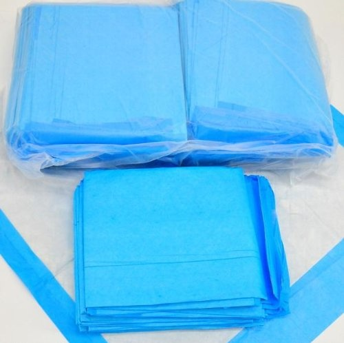 $24.95-$57.99 Our ValuePad brand pads are absorbent for easy cleanup.  Great for puppies and incontinent dogs.Absorbent fluff core with Spun Bonded Polypropylene Facing (won't snag your dogs nails like tissue faced pads).Human grade quality: Medical facilities use these clean & disposable incontinent pads to protect beds and mattresses.1st run quality economy pad (17 gram weight)Designed for smal ...