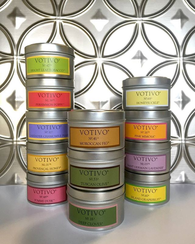 ⚠️ WIN THESE TINS: To celebrate #WorldFragranceDay we're giving away these 12 travel tins to ONE lucky winner! To enter to win: 1. Like this photo 2. Follow @Votivo 3. Tag three friends in the comments! Winner will be announced on Tuesday after 4pm EST.  Open to U.S. residents only. Instagram is in no way associated with this #giveaway. #worldfragranceday #nationalfragranceday #Votivo #fragrance #votivocandle #votivocandles #candle #candles #entertowin #brightleaftobacco #persimmonpoppy…