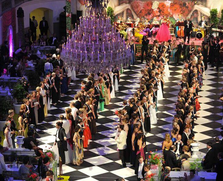 Fête impériale à Vienne