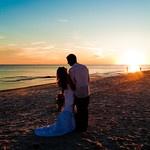 Sunset wedding Gulf Shores, Alabama: Wedding Photography, Gulf Shores, Wishful Weddings Mine, Wedding Gulf, Sunset Wedding