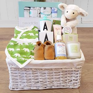 Baby Gift Hampers _ Choose from a range of Luxury baby gift hampers and baby gift boxes from @joshjennakids