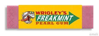Emek-Pearl-Jam-Freakmint-Gum