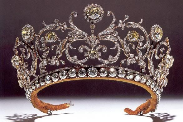Grand Duchess Maria Pavlovna-elder, wife of GD Wladimir