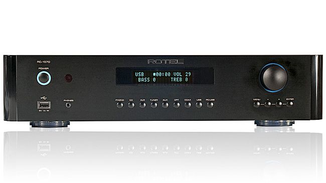 Home Theater System Surround Sound Amplifier DVD Player - Rotel PRODUCT SPECIFICATIONS