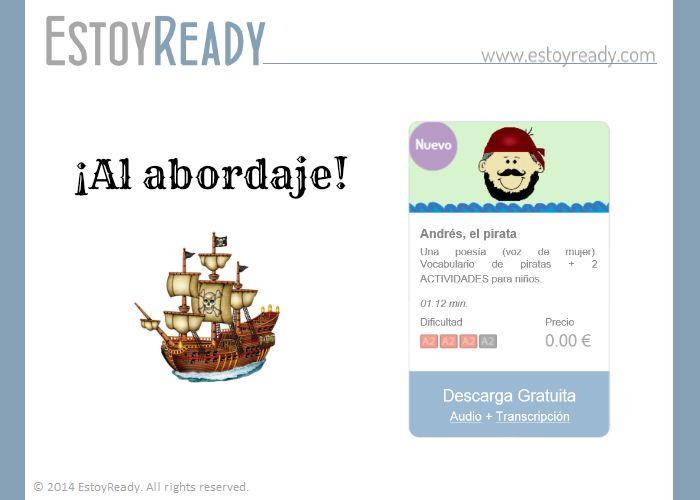 Español - Los piratas