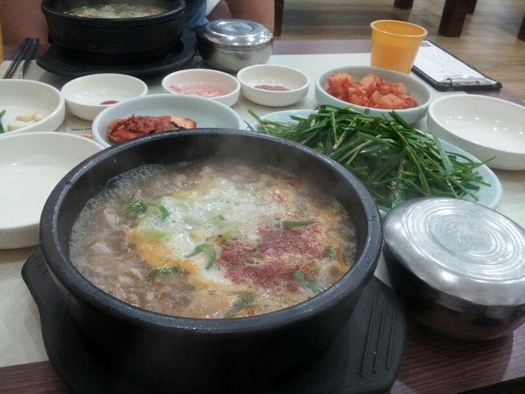 조점례 순대국밥