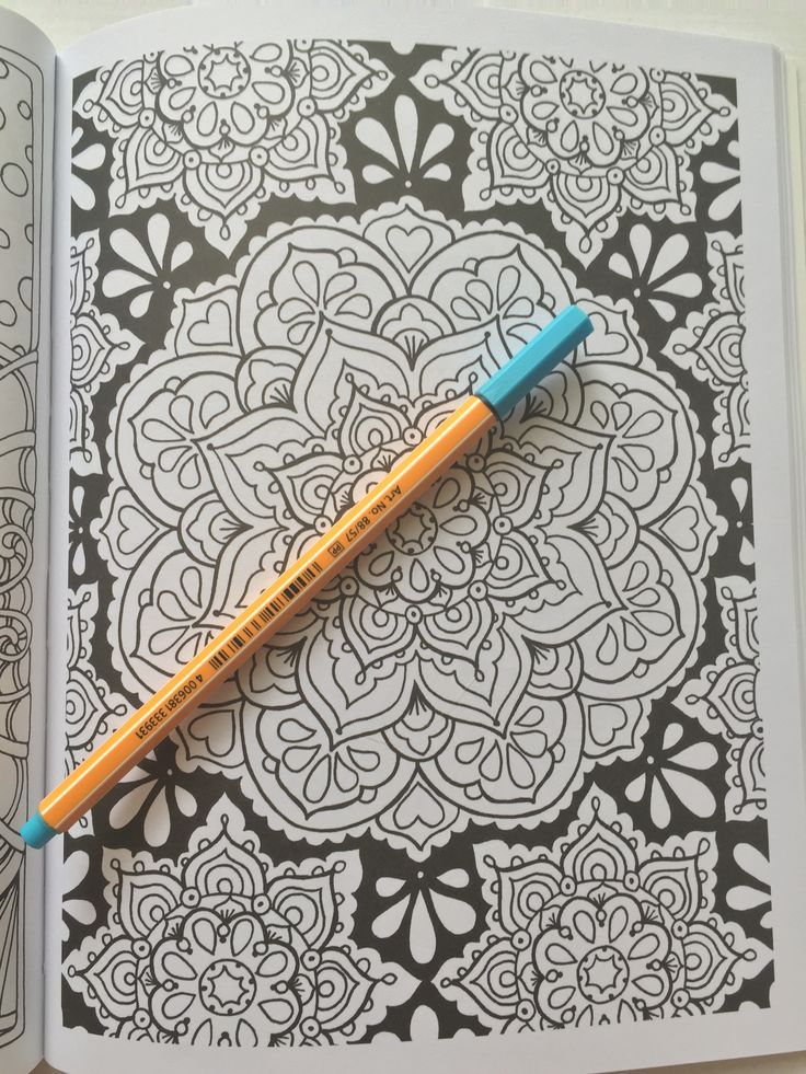 Relaxed And Focused Colouring Coloring BooksAdult ColoringColouringBook ReviewsColour