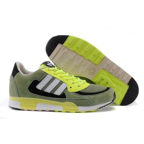 2016 Tenisky Adidas Zx850 ŽENY Běžecké boty Fluo Bílý