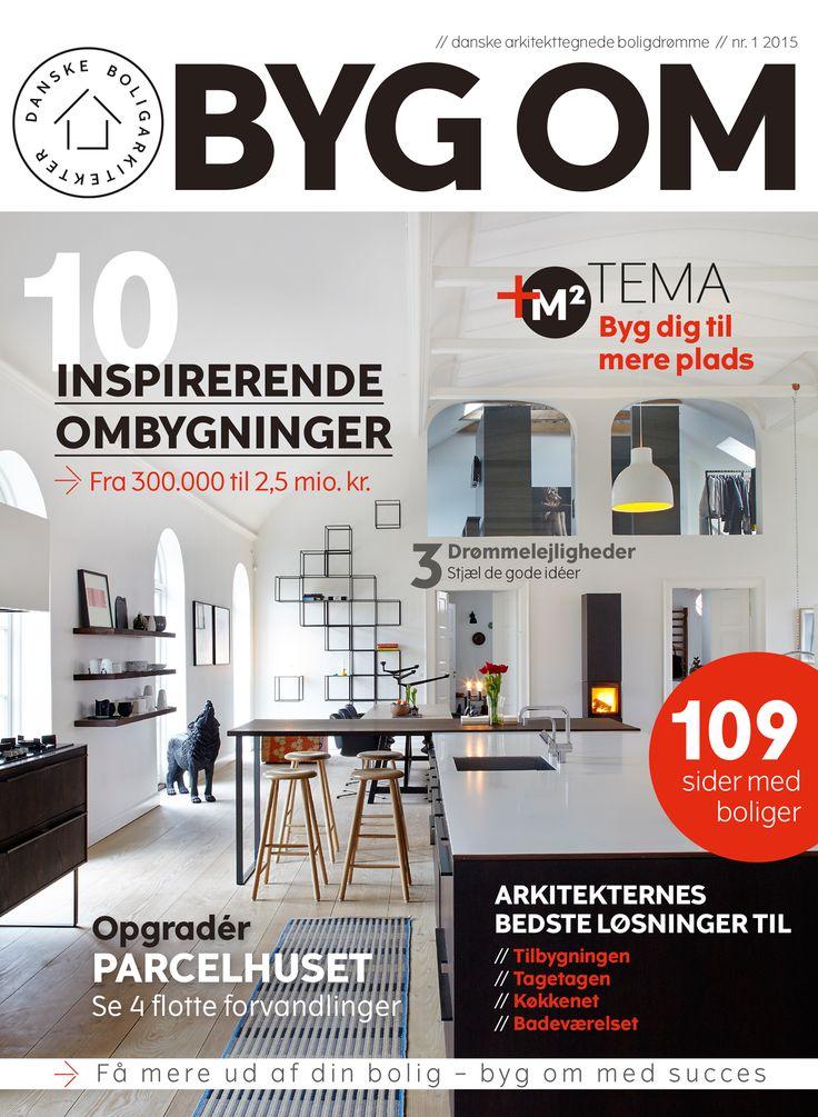 Reinsch Design | BYG OM | Online magazine for Danske BoligArkitekter design by ReinschDesign http://www.e-pages.dk/danskeboligarkitekter/7/