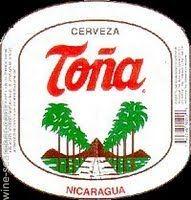 Resultado de imagen de cerveza toña nicaragua