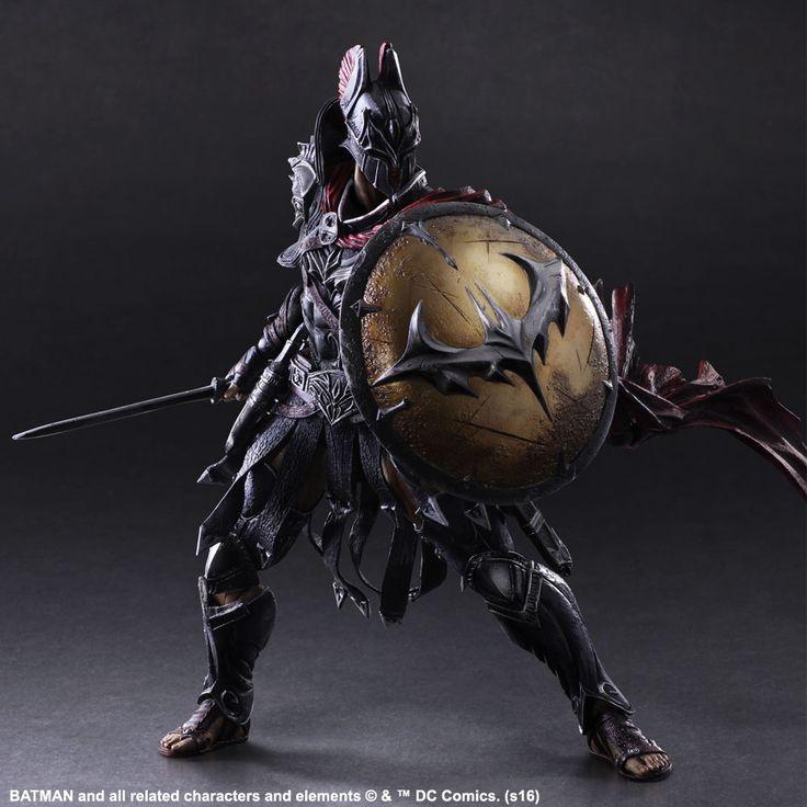 Une figurine Batman tout droit venue de Sparte