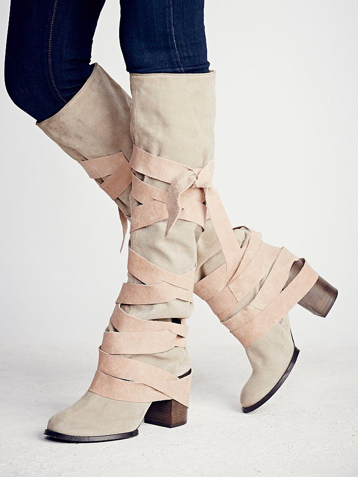 Free People Paradiso Wrap Boot at Free People Clothing Boutique