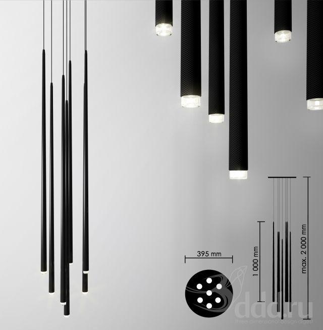 Industrial Ceiling Light 3ds Max: 8 Best Interior Viz Images On Pinterest