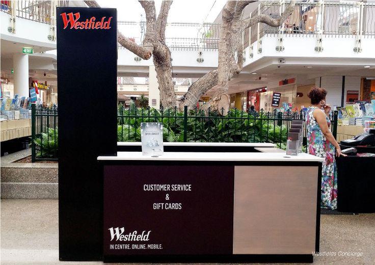 westfield-Information-Counter-Display