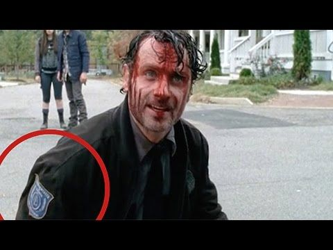 The Walking Dead: 20 Easter Eggs You Probably Missed - YouTube