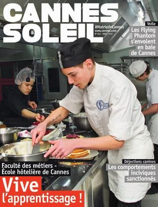 2017 - Cannes Soleil by Ville de Cannes - issuu