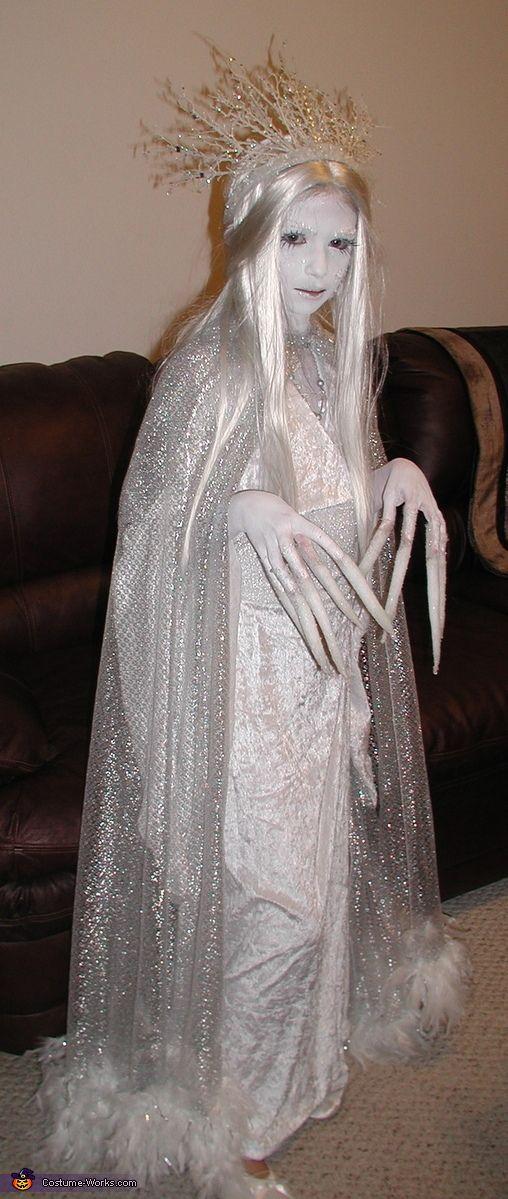 Ice Queen - 2012 Halloween Costume Contest