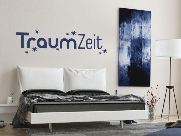 Wandtattoo Traumzeit | Wandtattoos für Schlafzimmer | Pinterest ...