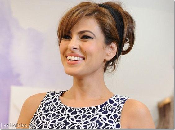 Eva Mendes escondió la panza de embarazo durante siete meses, así lo hizo - http://www.leanoticias.com/2014/07/14/eva-mendes-escondio-la-panza-de-embarazo-durante-siete-meses-asi-lo-hizo/