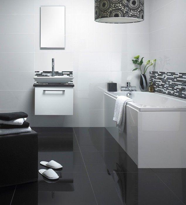 Bathroom Tiles Black black tile for bathroom best 10+ black tile bathrooms ideas on