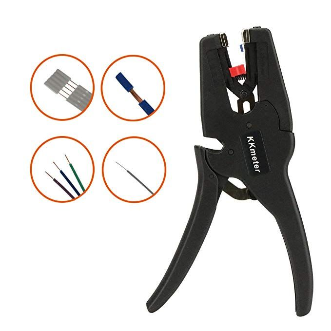 WIRE Stripper Stripping TOOL Automatic with Cable Cutter