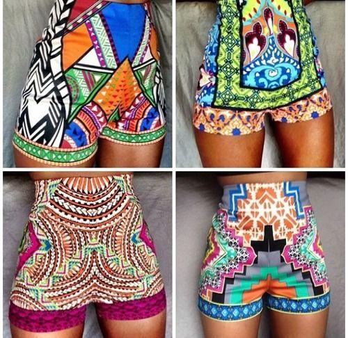 Un article émotion, sensation, coloré et surtout un article qui me fait partager avec vous mon gout pour la mode, Afro African print, African style ♥