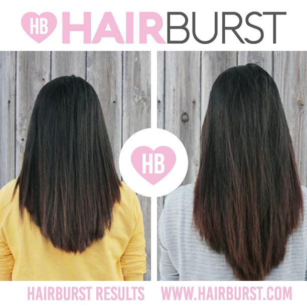 372ee8692893f Great growth again 💁 simply take two hairburst vits in the morning each  day and grow longer stronger healthier hair