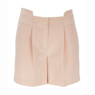 Wallis pink tailored shorts - £30. Not my usual black!