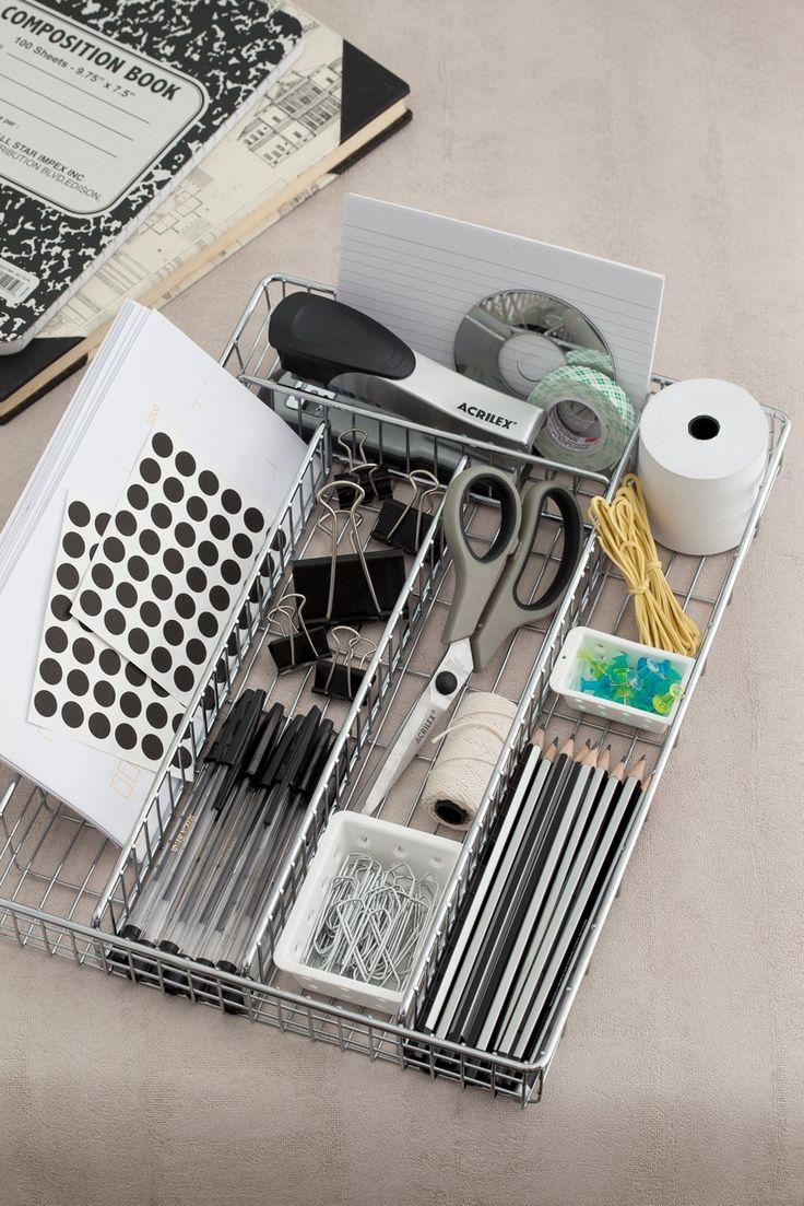Galeria de fotos: 66 ideias de organização para deixar a casa arrumada - Casa.com.br