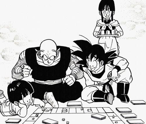 Dragon Ball R R Manga: Dragon Ball, Dragon Ball Z Y