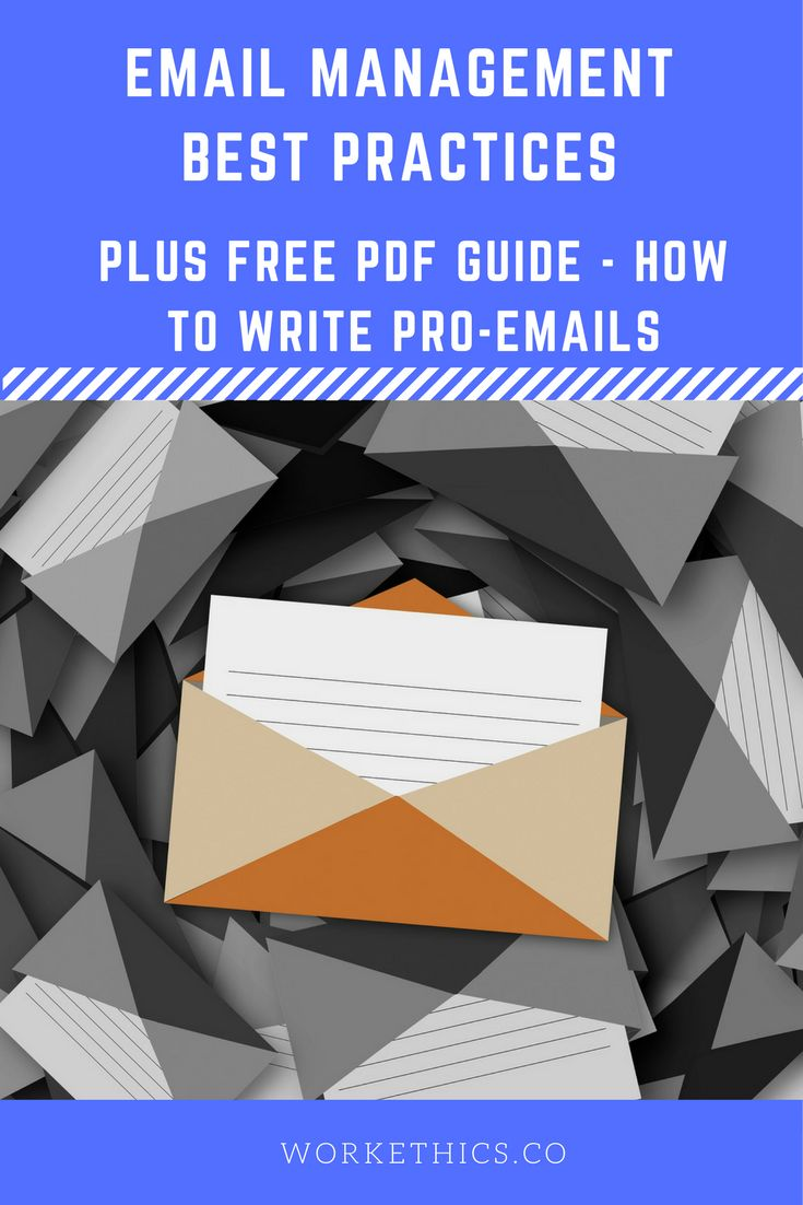 Click the image to download the FREE PDF Guide for writing professional emails. It contains instructions along with print screens to ease your learning.