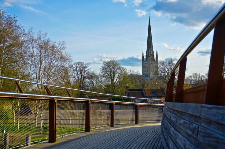 Norwich – Spring – Norfolk Landscape Photography