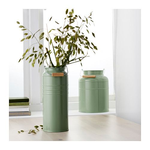 maybe 3 sets of these for the bridesmaid bouquets for the head table? SOCKER Vase, set of 2  - IKEA