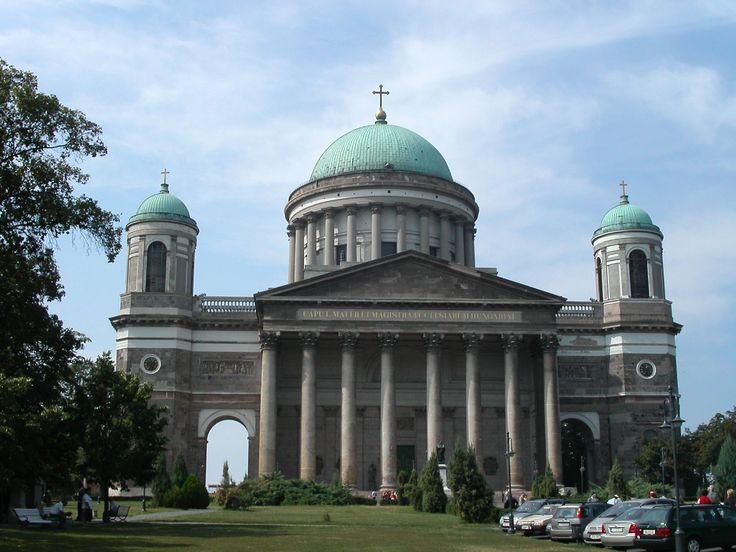 **Esztergom Basilica / Cathedral - Esztergom, Hungary