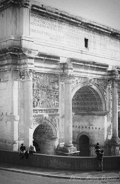 Roman Forum, March 2013
