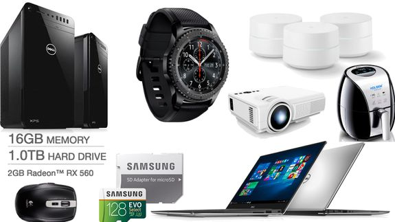Tuesdays best deals: Save on the Samsung Gear S3 Smartwatch and Dell laptops plus AncestryDNA and 23AndMe test kits