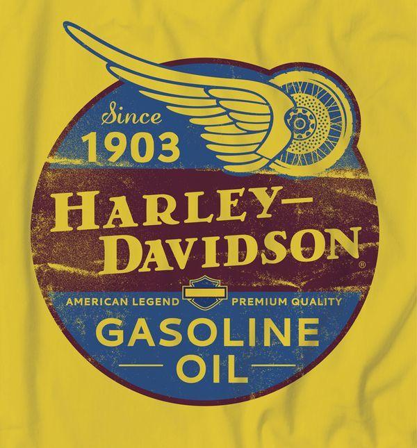 Harley–Davidson Merchandise Range by Adam Sharp, via Behance
