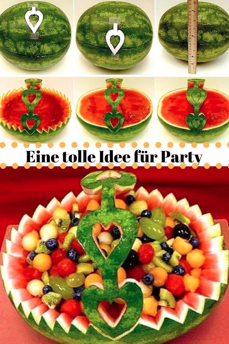 Obst Und Gemüse Schnitzen Kreative Ideen Und Anleitungen Für Jeder