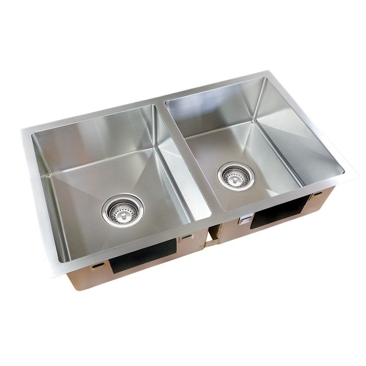 Squareline Plus Kitchen Sink Range