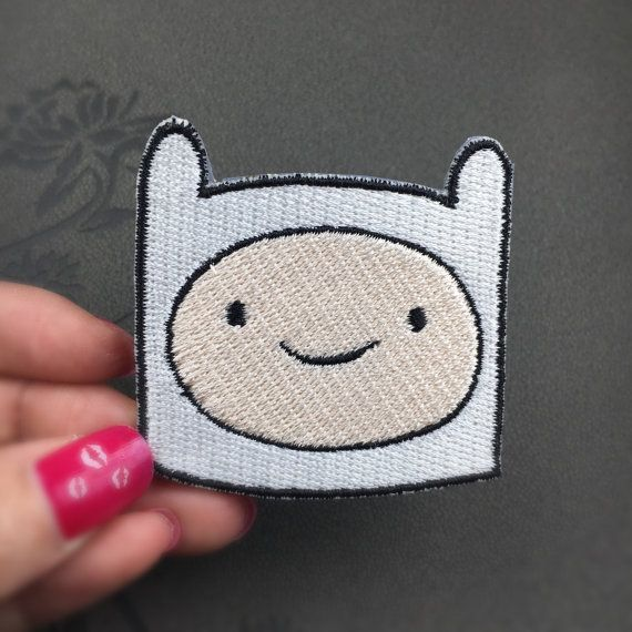 Hey, I found this really awesome Etsy listing at https://www.etsy.com/listing/269489666/adventure-time-cartoon-movie-patch